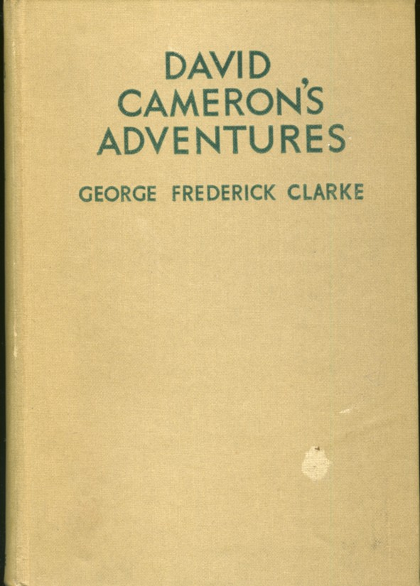 Image for David Cameron's Adventures Illustrated by Will Nickless (Signed)