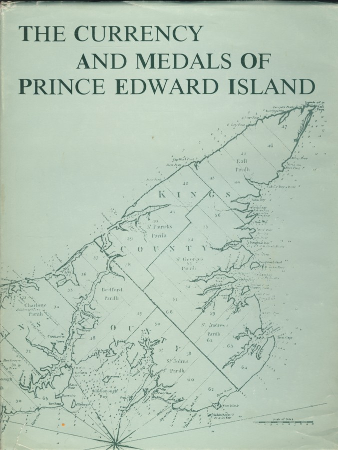 Image for The Currency and Medals of Prince Edward Island