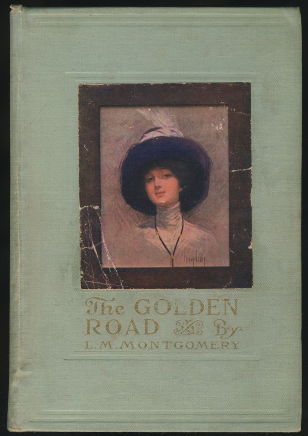 Image for The Golden Road With frontispiece in colour by George Gibbs