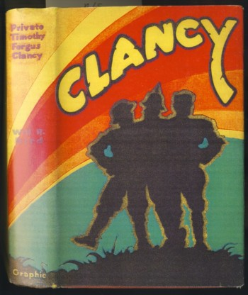 Image for Private Timothy Fergus Clancy