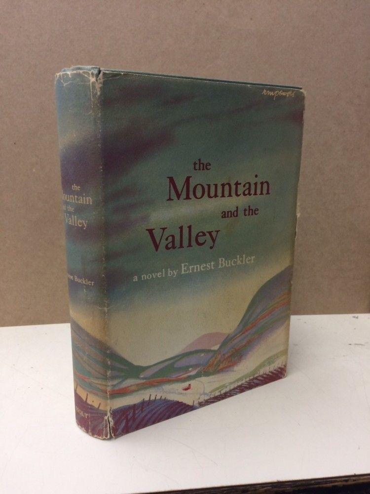 Image for The Mountain and the Valley  (Signed)