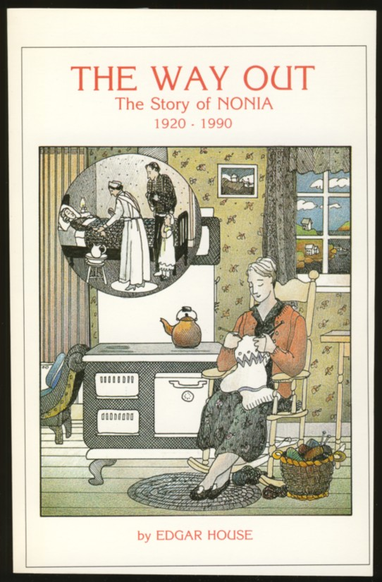 Image for The Way out The Story of Nonia 1920-1990