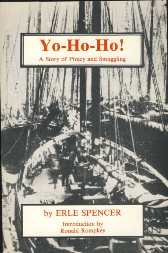 Image for Yo-Ho-Ho! A Story of Piracy and Smuggling