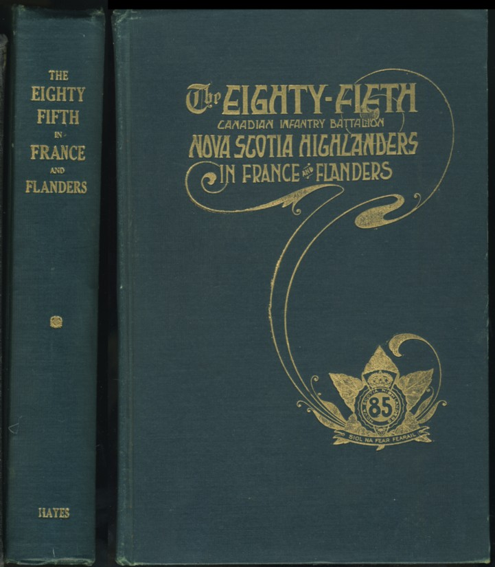 Image for The Eighty-Fifth in France and Flanders