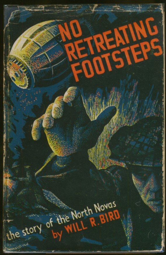 Image for No Retreating Footsteps The Story of the North Novas