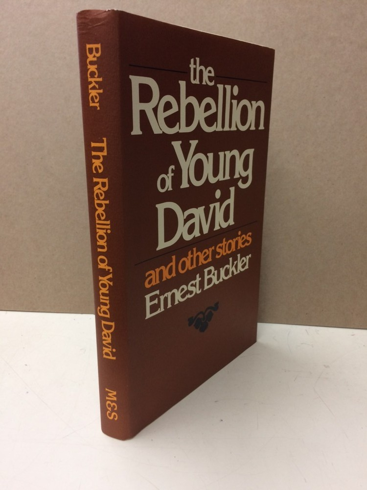 Image for The Rebellion of Young David and Other Stories (Signed)