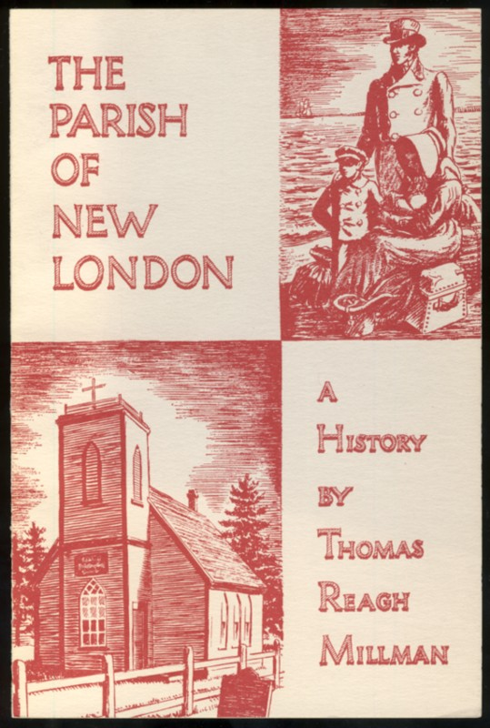 Image for A History of the Parish of New London Prince Edward Island