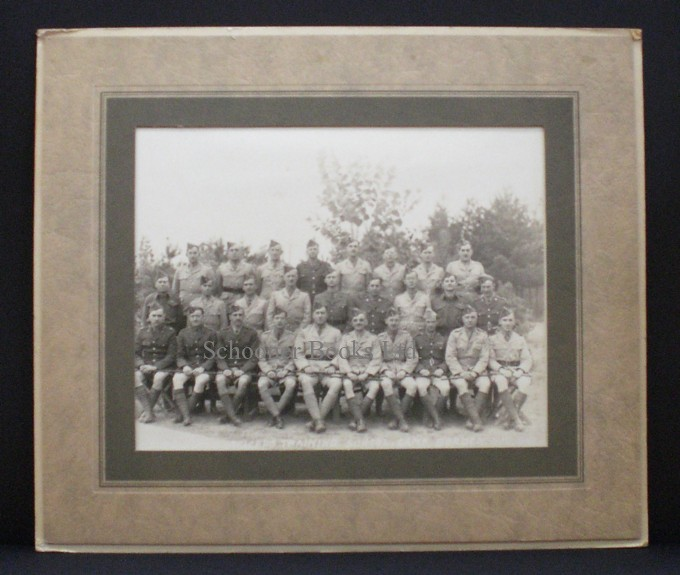 Image for C. A. S. C. Supply Officers Training School, Camp Borden, Aug 1940