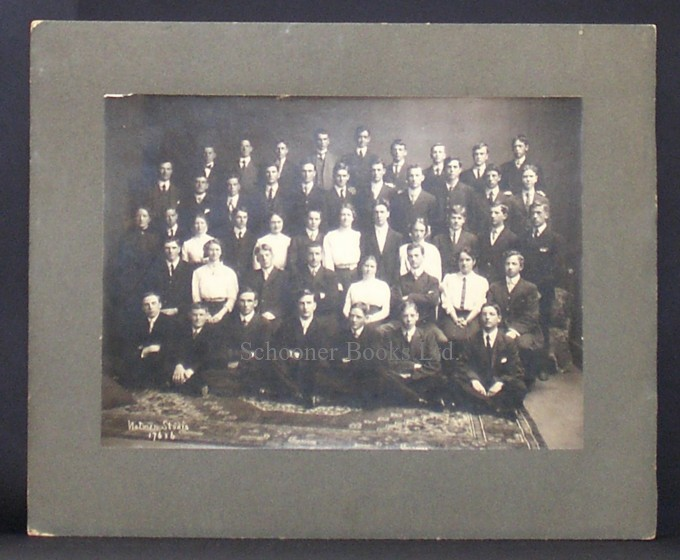 Image for Senior Class Photo, Halifax Nova Scotia, c. 1910