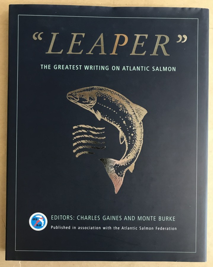 Image for Leaper: The Greatest Writing on Atlantic Salmon