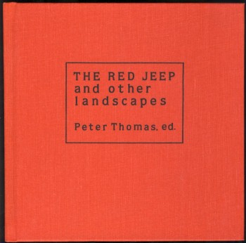 Image for The Red Jeep and other landscapes: A collection in honour of Douglas Lochhead (Signed)