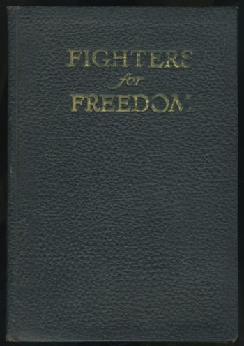 Image for Fighters for Freedom. Honor Roll of Halifax The Great War 1914 - - 1919