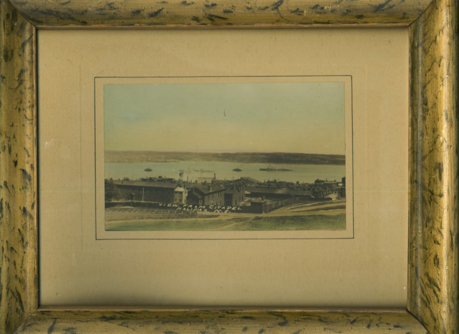 Image for View from Citadel Halifax, N. S. (of the Wellington Barracks)