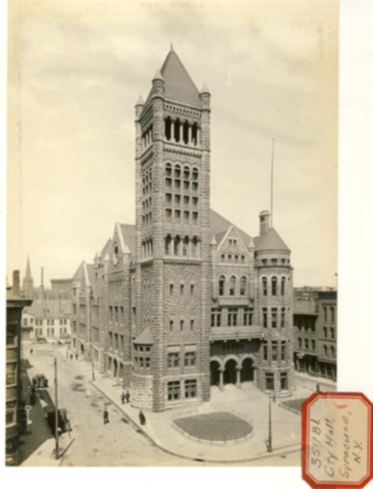 Image for Photograph of City Hall , NY (New York)