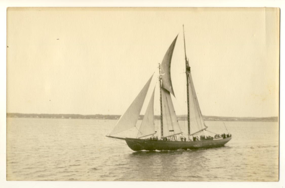 Image for Photograph of Unknown Schooner