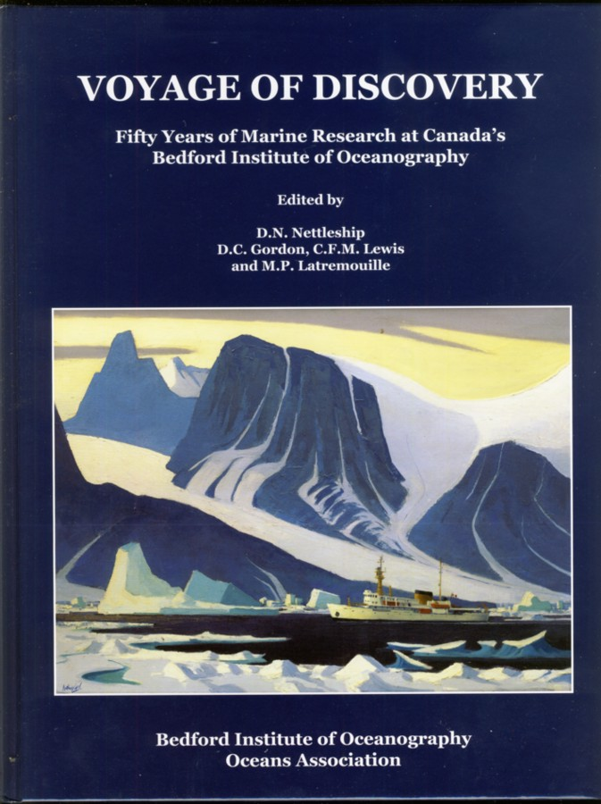 Image for Voyage of Discovery Fifty Years of Marine Research at Canada's Bedford Institute of Oceanography