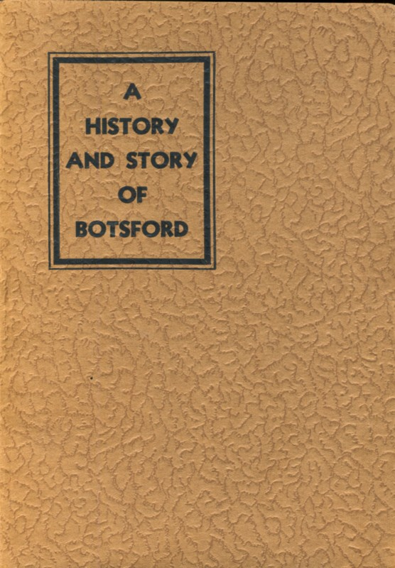 Image for A History and Story of Botsford
