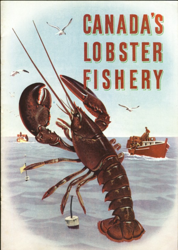 Image for Canada's Lobster Fishery