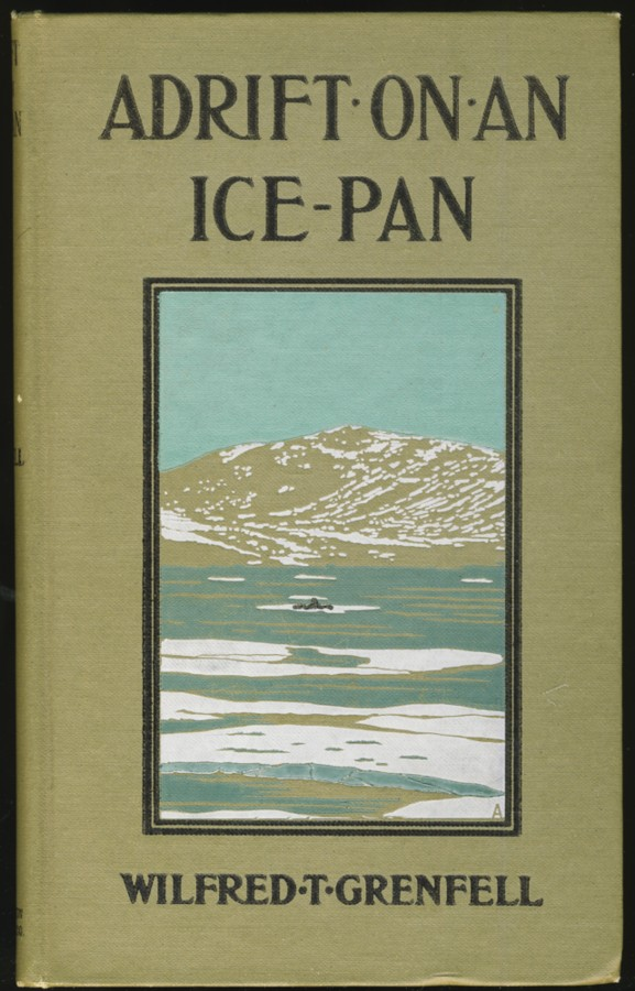 Image for Adrift on an Ice-Pan