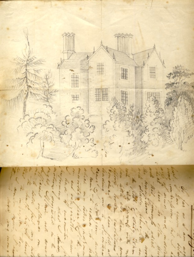 Image for Mary Miller Chipman's Album Cornwallis, Nova Scotia, April 1833. [Covers a period from April 1833, the year she was married, to March 1843)