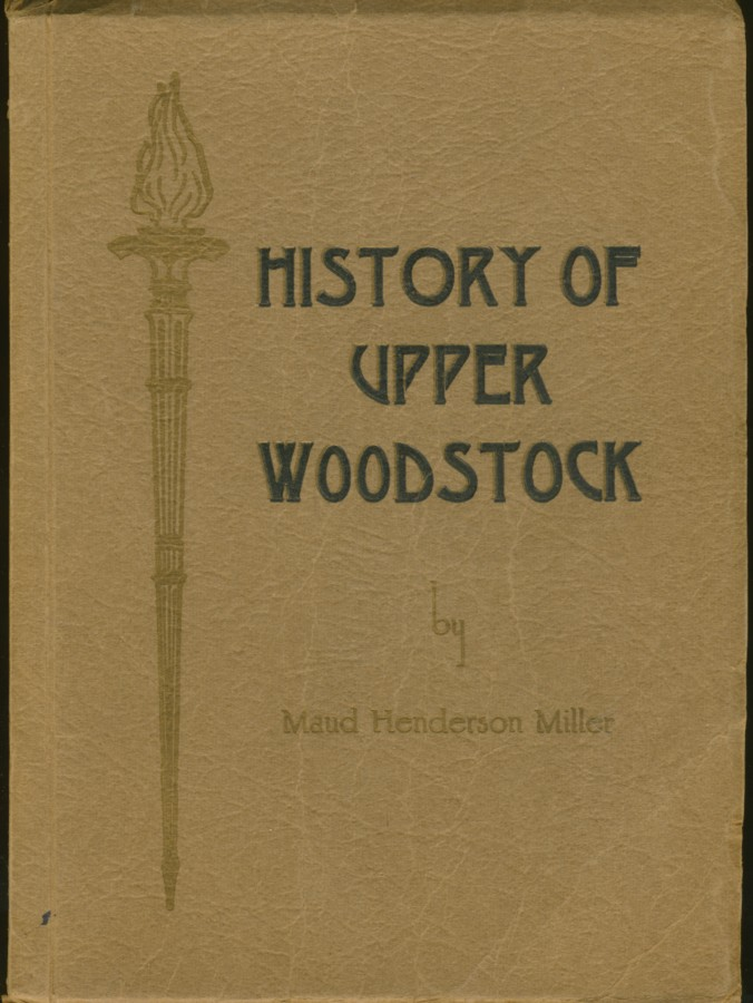 Image for History of Upper Woodstock