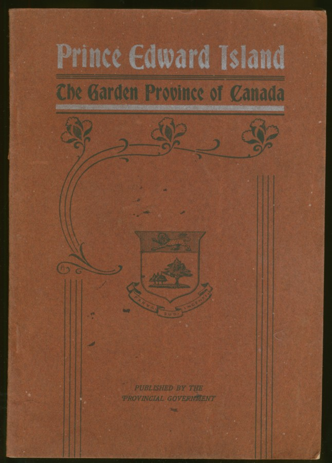 Image for Handbook of Prince Edward Island Garden Province of Canada