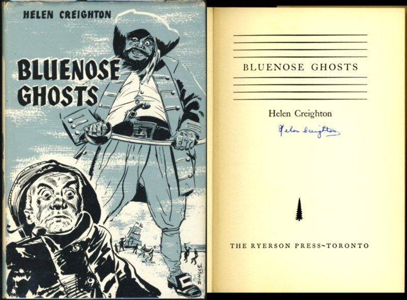 Image for Bluenose Ghosts (Signed)