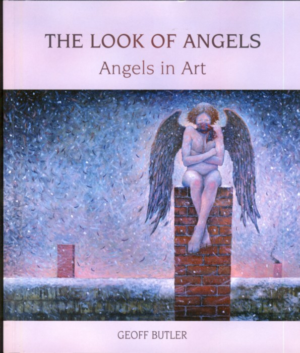 Image for The Look of Angels. Angels in Art (Signed)