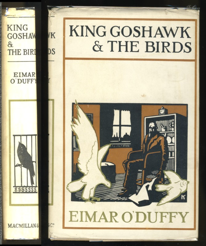 Image for King Goshawk And  The Birds