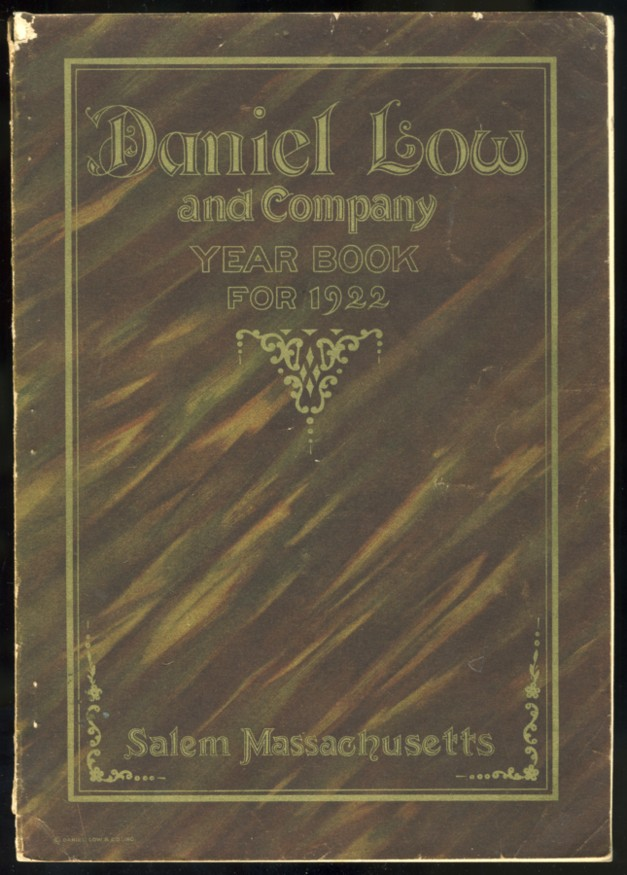 Image for Daniel Low and Company Year Book For 1922