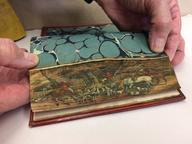 Image for Poems (with fore-edge painting)