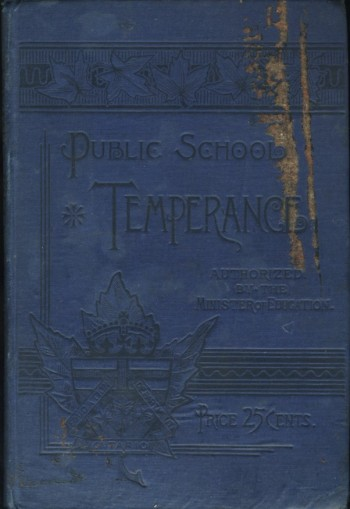 Image for Public School Temperance. Lessons on Alcohol, and Its Action on the Body. Designed for Public Schools