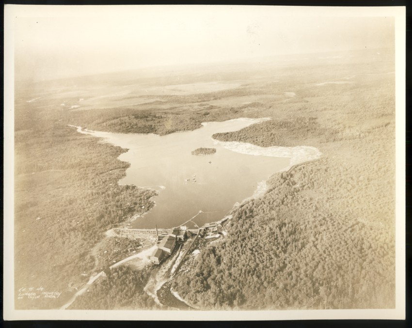 Image for Lumber Industry on Clyde River (Nova Scotia)