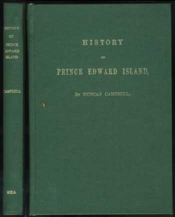 Image for History of Prince Edward Island