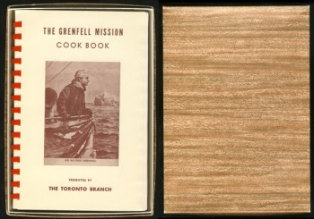 Image for The Grenfell Mission Cook Book