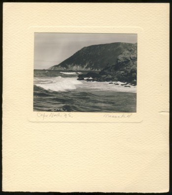 Image for Cape North, N. S.