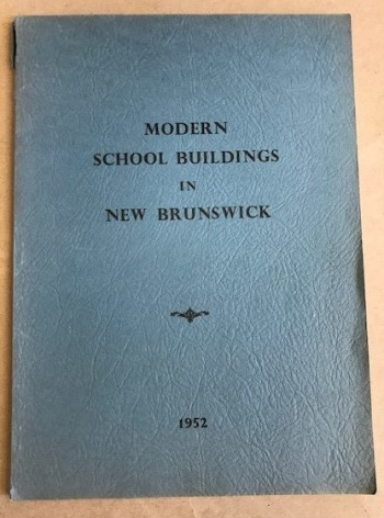 Image for Modern School Buildings in New Brunswick