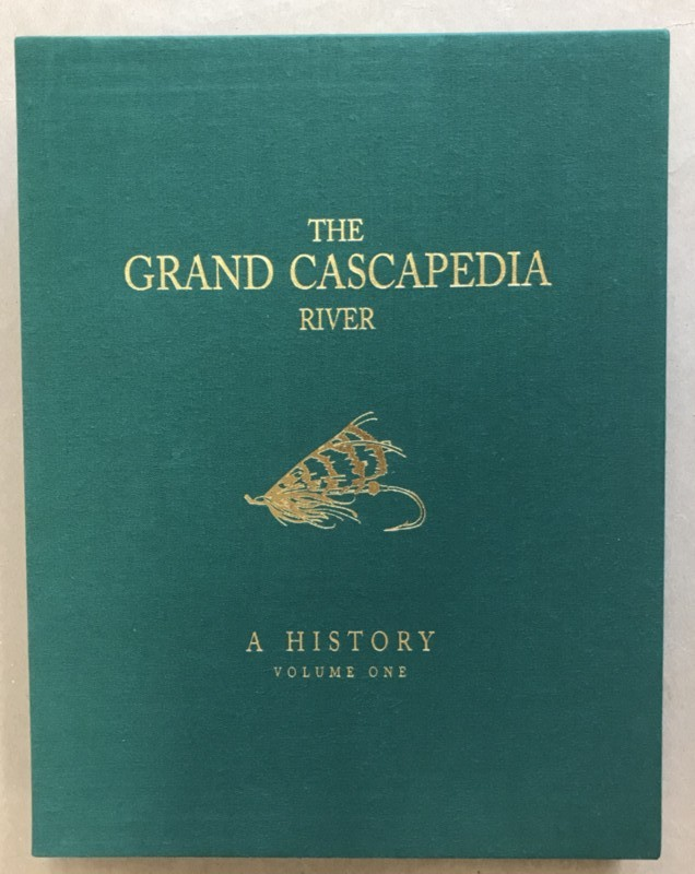Image for The Grand Cascapedia River A History  Illustrations by Robert H. Seaman (signed)