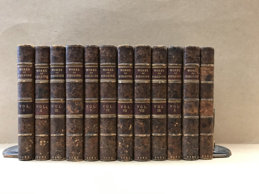 Image for The Works of Henry Fielding, Esq; with the Life of the Author. In Twelve Volumes.
