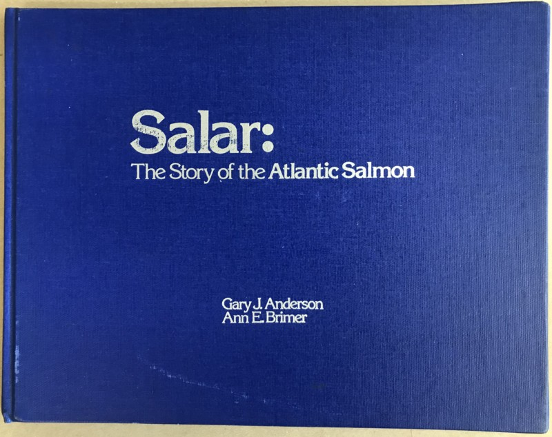 Image for Salar: The Story of the Atlantic Salmon