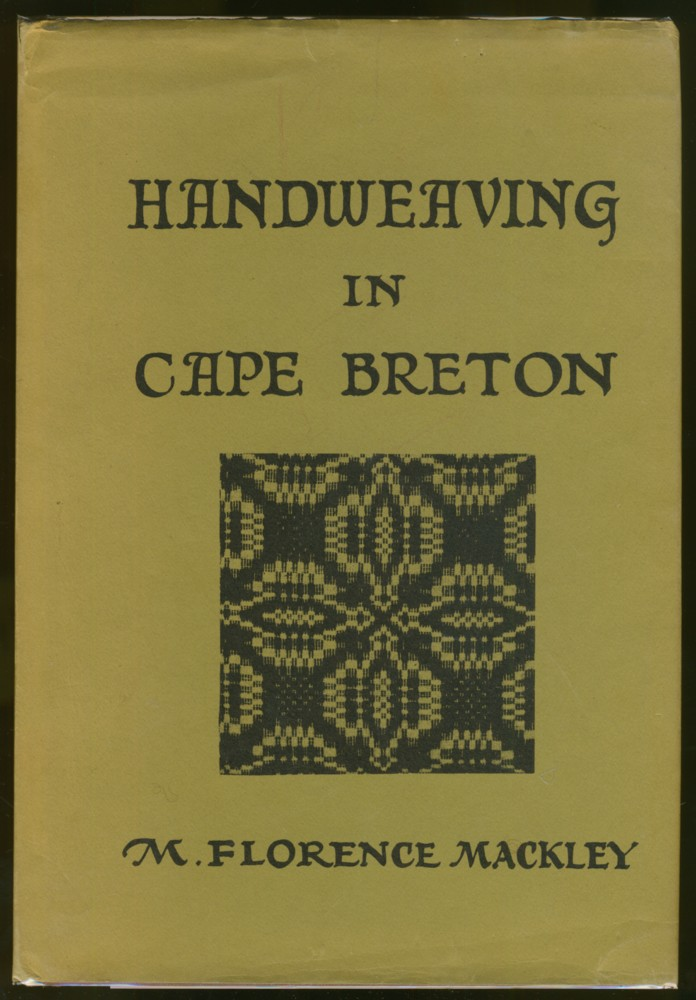 Image for Handweaving in Cape Breton