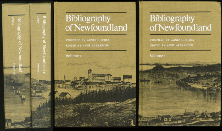 Image for Bibliography of Newfoundland (in 2 volumes)