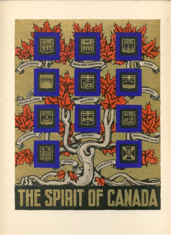 Image for The Spirit of Canada Dominion and Provinces 1939  A Souvenir  of Welcome to H.M. King George V1 and H.M. Queen  Elizabeth