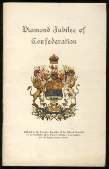 Image for Diamond Jubilee of Confederation