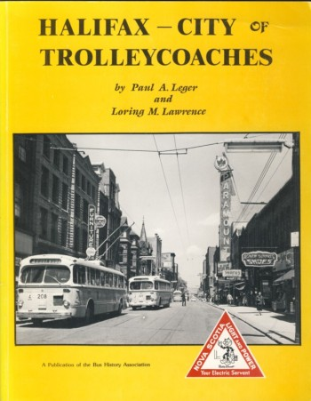 Image for Halifax- City of Trolleycoaches