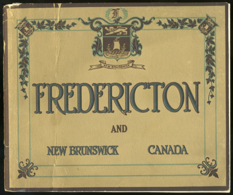 Image for The Celestial City. Fredericton, New Brunswick, and the St. John River, for the Tourist and Sportsman